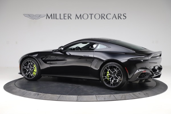 New 2020 Aston Martin Vantage AMR Coupe for sale $191,931 at Aston Martin of Greenwich in Greenwich CT 06830 5