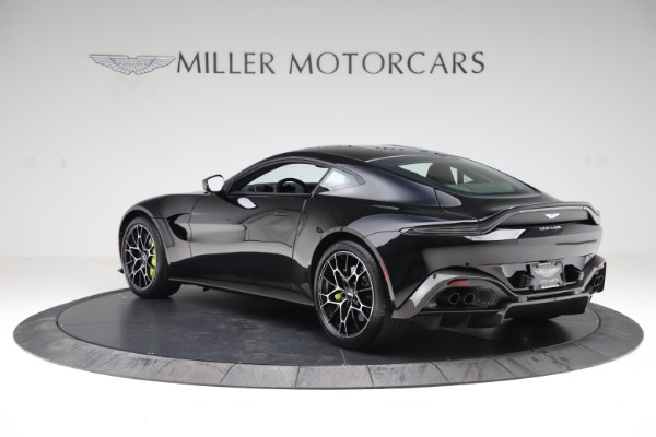New 2020 Aston Martin Vantage AMR Coupe for sale $191,931 at Aston Martin of Greenwich in Greenwich CT 06830 6