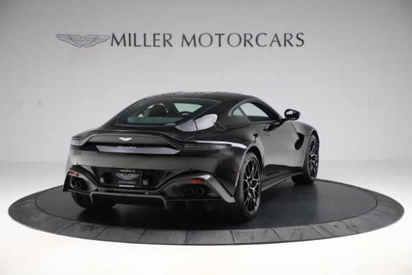 New 2020 Aston Martin Vantage AMR Coupe for sale $191,931 at Aston Martin of Greenwich in Greenwich CT 06830 8