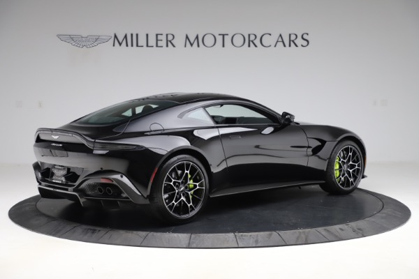 New 2020 Aston Martin Vantage AMR Coupe for sale $191,931 at Aston Martin of Greenwich in Greenwich CT 06830 9