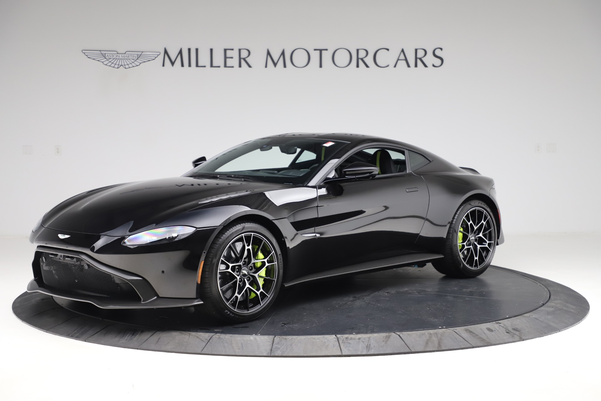 New 2020 Aston Martin Vantage AMR Coupe for sale $191,931 at Aston Martin of Greenwich in Greenwich CT 06830 1