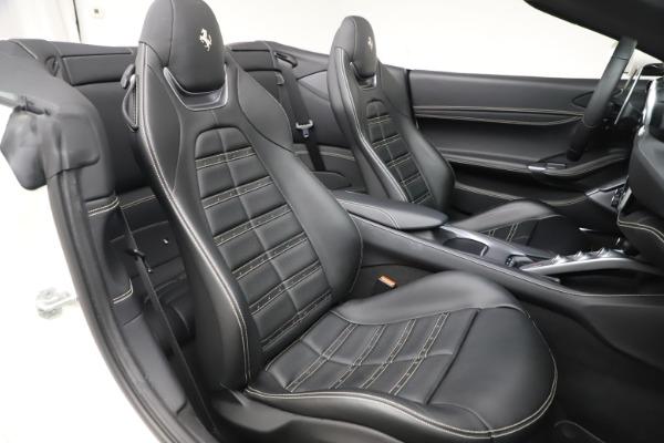 Used 2019 Ferrari Portofino for sale Sold at Aston Martin of Greenwich in Greenwich CT 06830 25