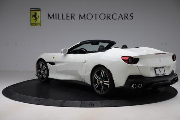 Used 2019 Ferrari Portofino for sale $231,900 at Aston Martin of Greenwich in Greenwich CT 06830 4