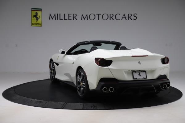 Used 2019 Ferrari Portofino for sale $231,900 at Aston Martin of Greenwich in Greenwich CT 06830 5
