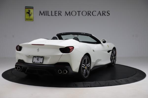 Used 2019 Ferrari Portofino for sale $231,900 at Aston Martin of Greenwich in Greenwich CT 06830 7