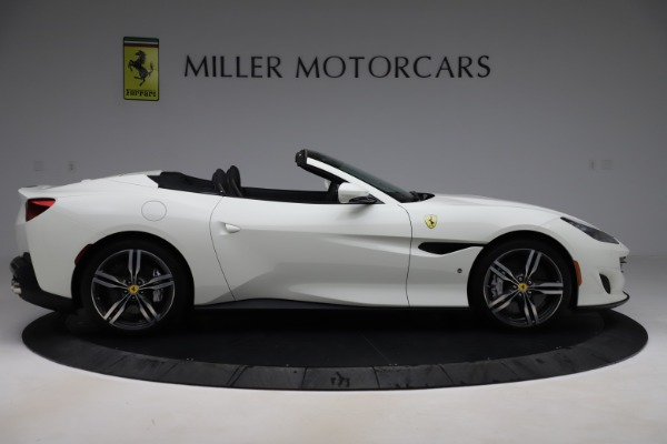 Used 2019 Ferrari Portofino for sale $231,900 at Aston Martin of Greenwich in Greenwich CT 06830 9