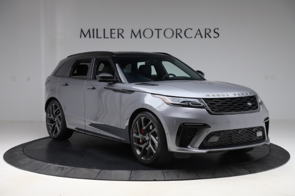 Used 2020 Land Rover Range Rover Velar SVAutobiography Dynamic Edition for sale Sold at Aston Martin of Greenwich in Greenwich CT 06830 11