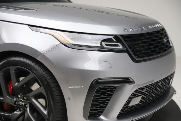 Used 2020 Land Rover Range Rover Velar SVAutobiography Dynamic Edition for sale Sold at Aston Martin of Greenwich in Greenwich CT 06830 26