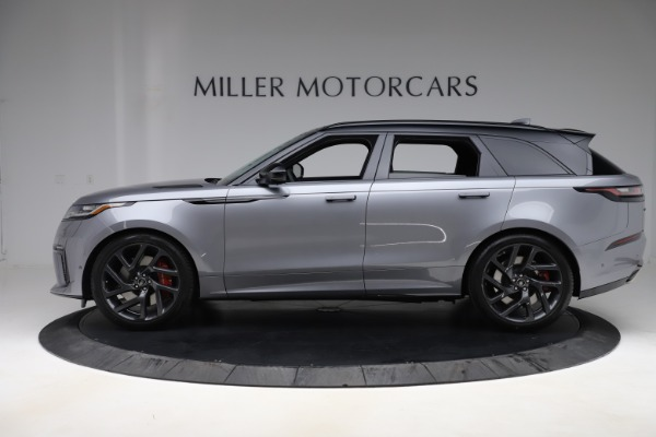 Used 2020 Land Rover Range Rover Velar SVAutobiography Dynamic Edition for sale Sold at Aston Martin of Greenwich in Greenwich CT 06830 3