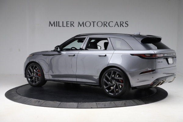 Used 2020 Land Rover Range Rover Velar SVAutobiography Dynamic Edition for sale Sold at Aston Martin of Greenwich in Greenwich CT 06830 4