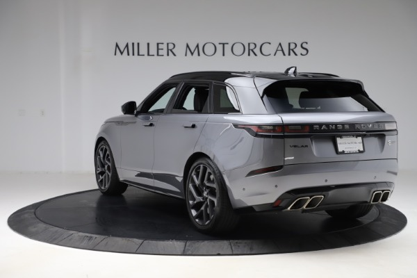 Used 2020 Land Rover Range Rover Velar SVAutobiography Dynamic Edition for sale Sold at Aston Martin of Greenwich in Greenwich CT 06830 5
