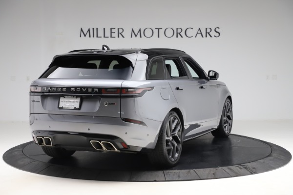 Used 2020 Land Rover Range Rover Velar SVAutobiography Dynamic Edition for sale Sold at Aston Martin of Greenwich in Greenwich CT 06830 7