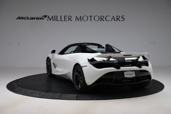 Used 2020 McLaren 720S Spider Convertible for sale Call for price at Aston Martin of Greenwich in Greenwich CT 06830 10