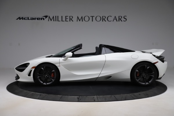Used 2020 McLaren 720S Spider Convertible for sale Call for price at Aston Martin of Greenwich in Greenwich CT 06830 12