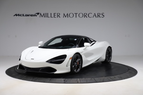 Used 2020 McLaren 720S Spider Convertible for sale Call for price at Aston Martin of Greenwich in Greenwich CT 06830 13