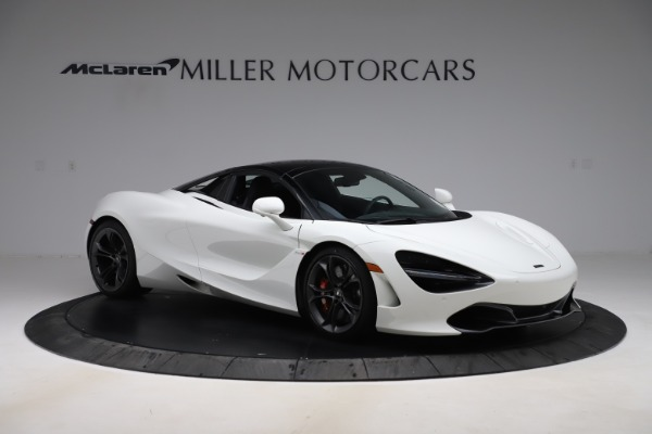 Used 2020 McLaren 720S Spider Convertible for sale Call for price at Aston Martin of Greenwich in Greenwich CT 06830 14