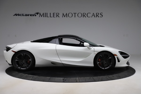Used 2020 McLaren 720S Spider Convertible for sale Call for price at Aston Martin of Greenwich in Greenwich CT 06830 15
