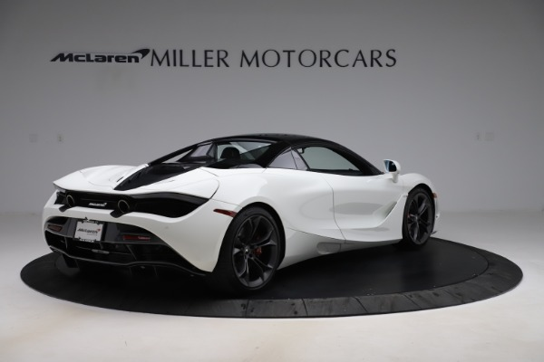 Used 2020 McLaren 720S Spider Convertible for sale Call for price at Aston Martin of Greenwich in Greenwich CT 06830 16
