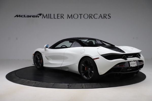 Used 2020 McLaren 720S Spider Convertible for sale Call for price at Aston Martin of Greenwich in Greenwich CT 06830 18