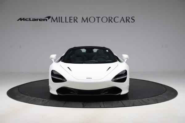 Used 2020 McLaren 720S Spider Convertible for sale Call for price at Aston Martin of Greenwich in Greenwich CT 06830 3