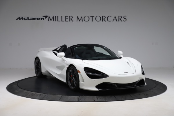 Used 2020 McLaren 720S Spider Convertible for sale Call for price at Aston Martin of Greenwich in Greenwich CT 06830 4