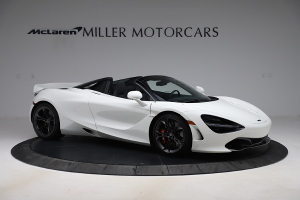 Used 2020 McLaren 720S Spider Convertible for sale Call for price at Aston Martin of Greenwich in Greenwich CT 06830 5