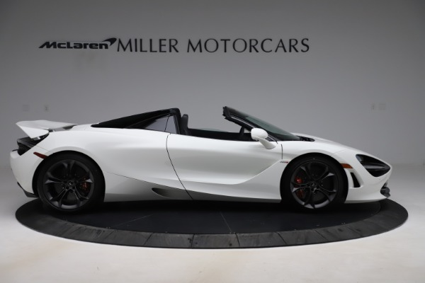 Used 2020 McLaren 720S Spider Convertible for sale Call for price at Aston Martin of Greenwich in Greenwich CT 06830 6