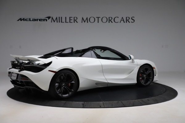 Used 2020 McLaren 720S Spider Convertible for sale Call for price at Aston Martin of Greenwich in Greenwich CT 06830 7