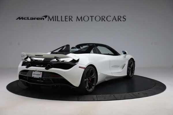 Used 2020 McLaren 720S Spider Convertible for sale Call for price at Aston Martin of Greenwich in Greenwich CT 06830 8