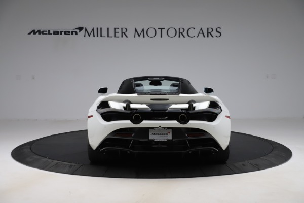 Used 2020 McLaren 720S Spider Convertible for sale Call for price at Aston Martin of Greenwich in Greenwich CT 06830 9