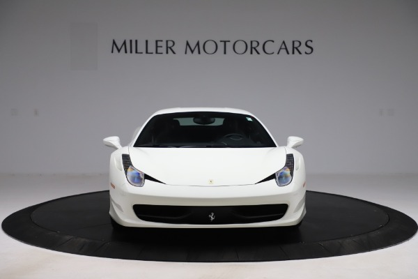 Used 2013 Ferrari 458 Italia for sale $186,900 at Aston Martin of Greenwich in Greenwich CT 06830 12