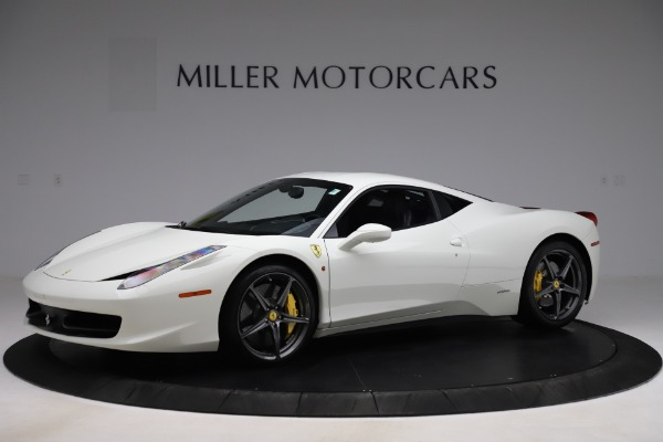 Used 2013 Ferrari 458 Italia for sale $186,900 at Aston Martin of Greenwich in Greenwich CT 06830 2