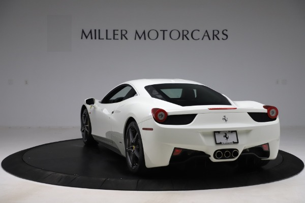 Used 2013 Ferrari 458 Italia for sale $186,900 at Aston Martin of Greenwich in Greenwich CT 06830 5