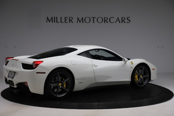 Used 2013 Ferrari 458 Italia for sale $186,900 at Aston Martin of Greenwich in Greenwich CT 06830 8