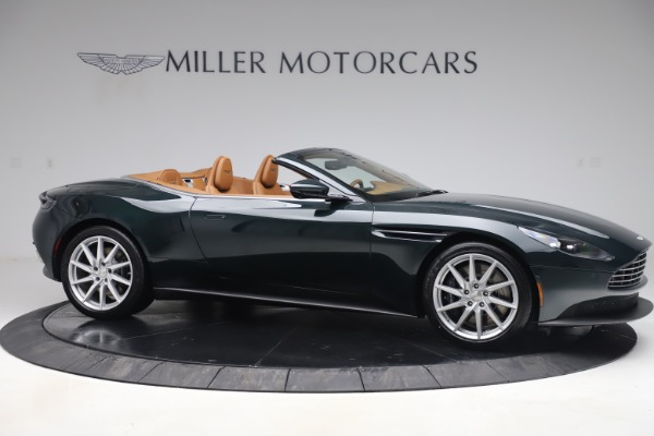 New 2020 Aston Martin DB11 Volante Convertible for sale $290,801 at Aston Martin of Greenwich in Greenwich CT 06830 12