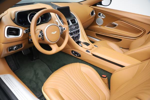 New 2020 Aston Martin DB11 Volante Convertible for sale $290,801 at Aston Martin of Greenwich in Greenwich CT 06830 14