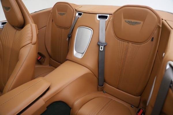 New 2020 Aston Martin DB11 Volante Convertible for sale $290,801 at Aston Martin of Greenwich in Greenwich CT 06830 18