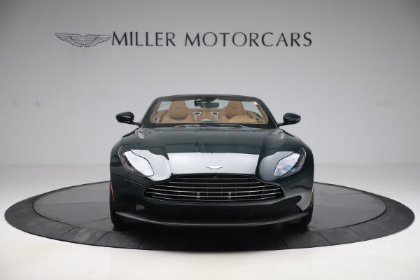 New 2020 Aston Martin DB11 Volante Convertible for sale $290,801 at Aston Martin of Greenwich in Greenwich CT 06830 2