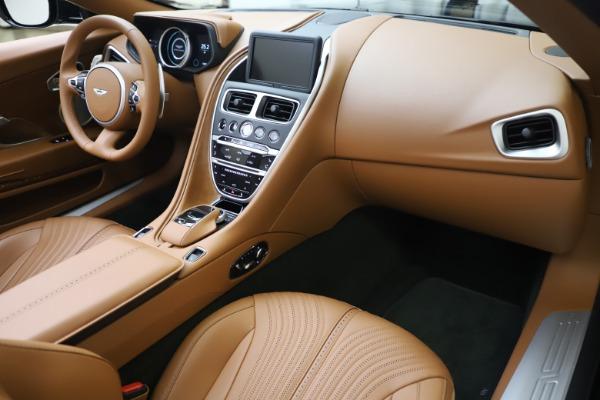 New 2020 Aston Martin DB11 Volante Convertible for sale $290,801 at Aston Martin of Greenwich in Greenwich CT 06830 20