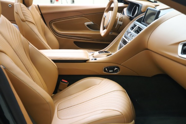 New 2020 Aston Martin DB11 Volante Convertible for sale $290,801 at Aston Martin of Greenwich in Greenwich CT 06830 21