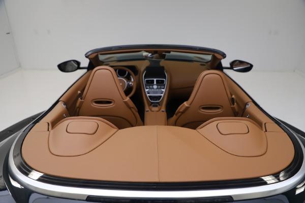 New 2020 Aston Martin DB11 Volante Convertible for sale $290,801 at Aston Martin of Greenwich in Greenwich CT 06830 23