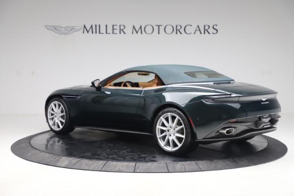 New 2020 Aston Martin DB11 Volante Convertible for sale $290,801 at Aston Martin of Greenwich in Greenwich CT 06830 26