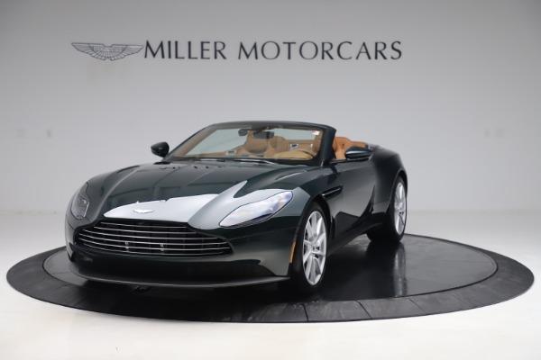 New 2020 Aston Martin DB11 Volante Convertible for sale $290,801 at Aston Martin of Greenwich in Greenwich CT 06830 3
