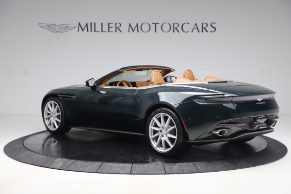 New 2020 Aston Martin DB11 Volante Convertible for sale $290,801 at Aston Martin of Greenwich in Greenwich CT 06830 7