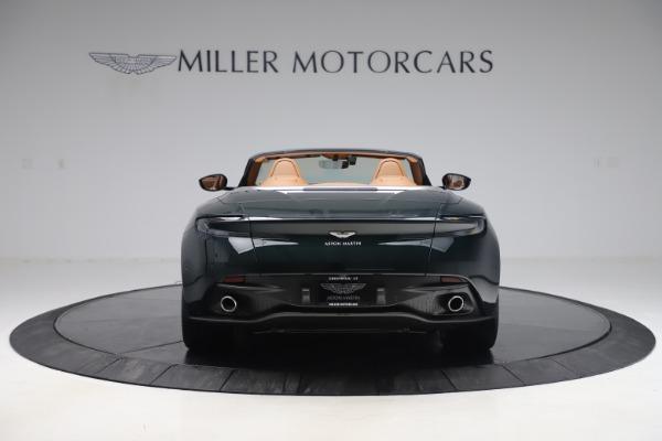 New 2020 Aston Martin DB11 Volante Convertible for sale $290,801 at Aston Martin of Greenwich in Greenwich CT 06830 8