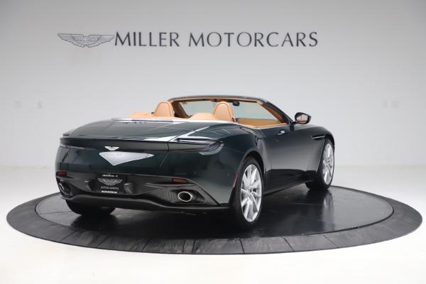 New 2020 Aston Martin DB11 Volante Convertible for sale $290,801 at Aston Martin of Greenwich in Greenwich CT 06830 9