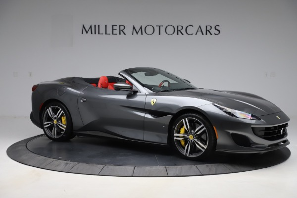 Used 2019 Ferrari Portofino for sale $231,900 at Aston Martin of Greenwich in Greenwich CT 06830 10