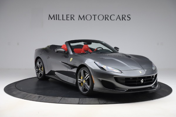Used 2019 Ferrari Portofino for sale $231,900 at Aston Martin of Greenwich in Greenwich CT 06830 11