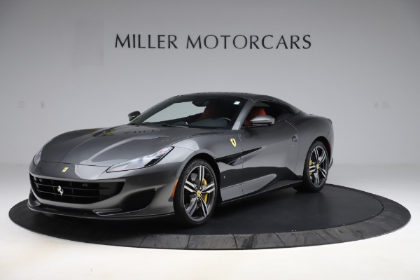 Used 2019 Ferrari Portofino for sale $231,900 at Aston Martin of Greenwich in Greenwich CT 06830 13