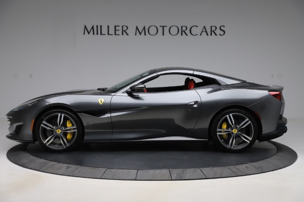 Used 2019 Ferrari Portofino for sale $231,900 at Aston Martin of Greenwich in Greenwich CT 06830 14